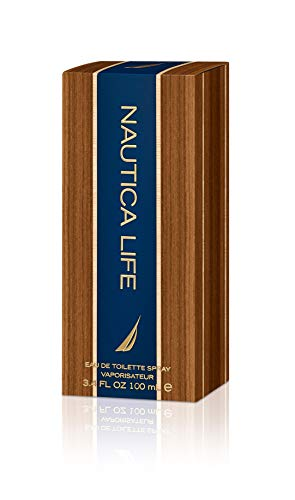 Nautica Life for Men Spray, 3.4 Ounce