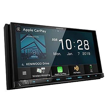 Kenwood Excelon DDX9906XR 6.8  High Def Display DVD Multimedia Receiver Wireless CarPlay/A.Auto