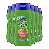 Suave Kids Body Wash, Strawberry, 12Ounce (Pack of 6)