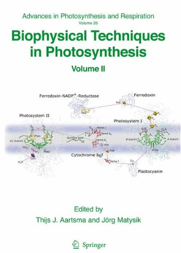 Biophysical Techniques in Photosynthesis, Volume II
