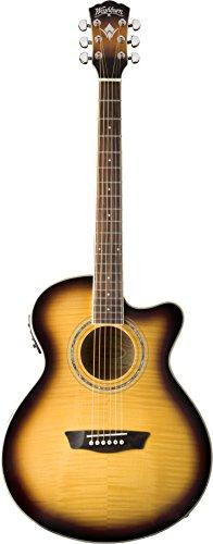 Washburn EA15ATB vasilou-guitarra acústica