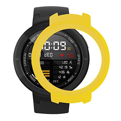 Riou Correa para Reloj,❤️para Huami Amazfit Verge Carcasa Protectora de Parachoques Ultra Delgado para protección Ultra Delgada Pulseras de Repuesto para smartwatches