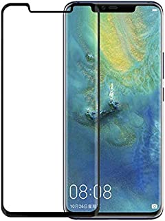 HUAWEI Mate20 Pro tempered film curved 3d full screen cover silk screen mobile phone steel film