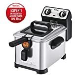 Tefal fr5101 Fryer Filtra Pro Inox and Design, timer, heat insulated, clean-oil-system, 2300 W, stainless steel / black