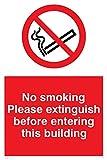 """Viking signos ps18-a4p-v""""no fumar por"""