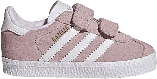 adidas Unisex Gazelle Cf I dziecięce buty fitness, szare, różowy - Pink Roshel Ftwbla Ftwbla 00-26 EU