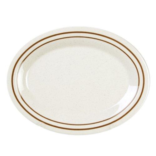 14-Ounce Global Goodwill Sandova Series 12-Piece Platter Sandova 11-1//2-Inch by 8-Inch