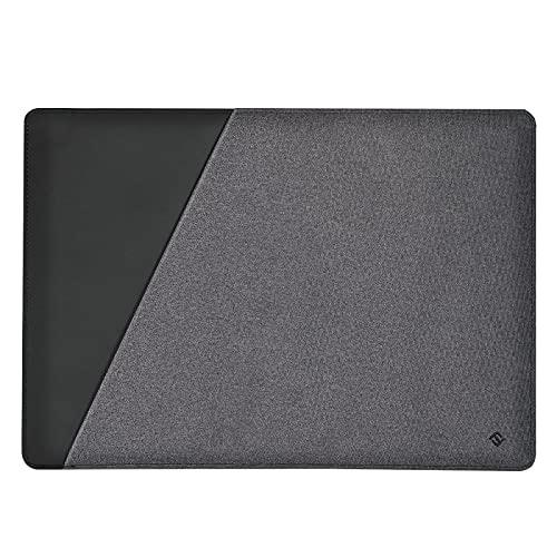 FINPAC Funda para Tablet de 11', Delgado Bolsa con Cierre Magnético para 11' iPad Pro 2018-2021, 10.9' iPad Air 4 2020, 10.2' iPad 2020/2019, 10.5' iPad Air 3 2019, Surface Go 2, Galaxy Tab, Negro