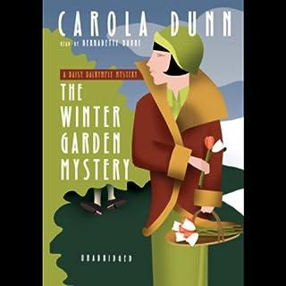 The Winter Garden Mystery audiobook cover art