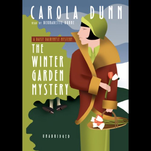 The Winter Garden Mystery audiobook cover art