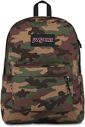 JanSport, Ashbury Backpack, Surplus-Camo, One Size.