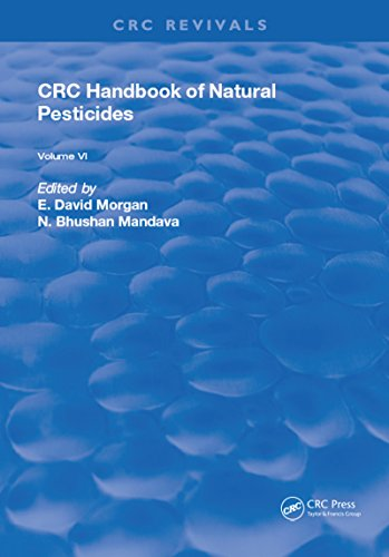 Handbook of Natural Pesticides: Volume VI: Insect Attractants and Repellents (English Edition)