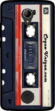 Mobilinnov Custodia in Silicone TPU Protettiva Case Cover per Acer Liquid Zest 528 - Cassette Audio K7 - Case Accessori
