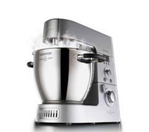 KENWOOD Cooking Chef KM 086 - plata - Robot de cocina multifunción
