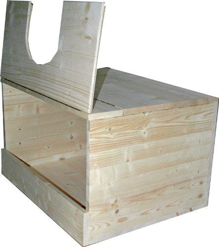 Wurfkiste Katzen Wurfbox 44 x 70 x 42, auch Brennereien möglich
