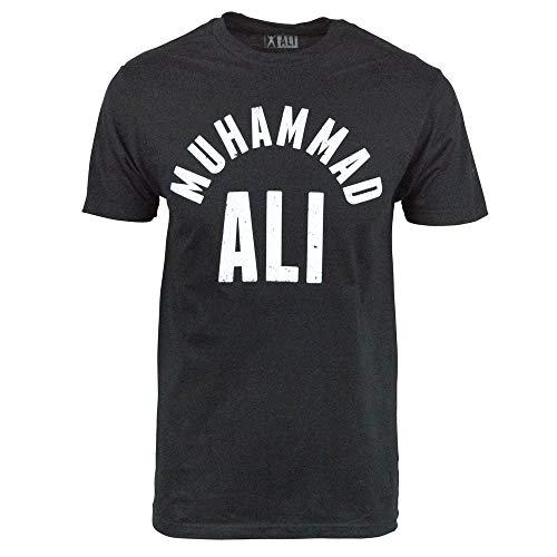 American Classics Muhammad Ali Estrellas Camiseta para Hombre–Negro