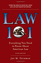 Law 101: Everything You Need to Know About American Law, Fifth Edition PDF