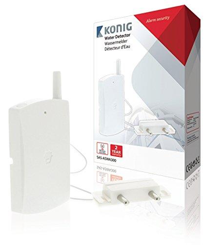 König SAS-ASWA300 sensor- & alarmsysteem draadloze thermodetector