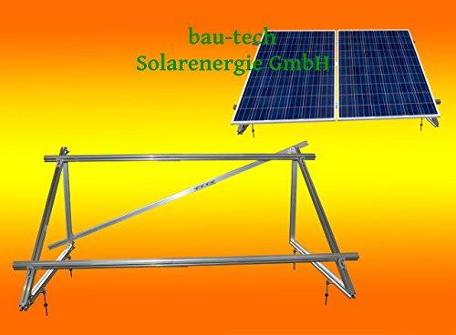 Solar Photovoltaik Aufständerung für 2 Stück 230Watt bis 300Watt...