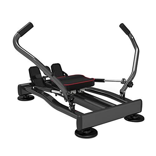 jooe Vogatore Idraulico Attrezzatura per Il Fitness Addominale Esercita Gli Addominali EI Muscoli del Torace Adatto per Family Fitness