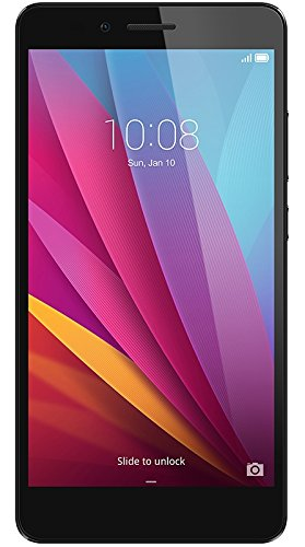 Honor 5X Smartphone (5,5 Zoll (14 cm) Touch-Display, 16 GB interner Speicher, Android 5.1) grau