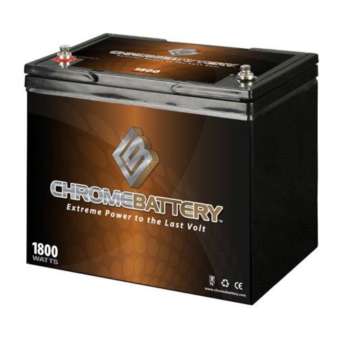 Top 10 Best Chrome Battery Solar Panels 2021