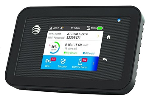 UNLOCKED Netgear Unite Explore 815S 4G LTE Mobile Wifi Rugged Hotspot (Renewed)