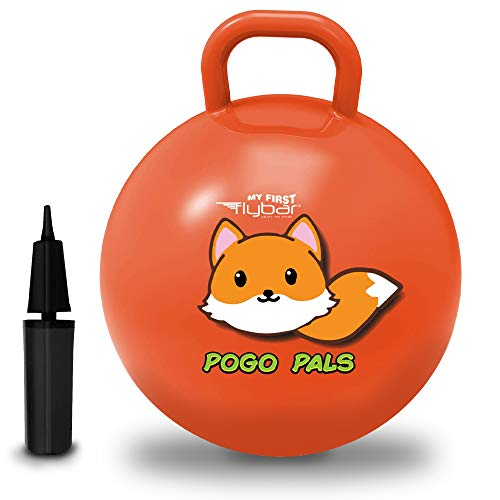Flybar My First Pogo Pals Hopper Ball for...
