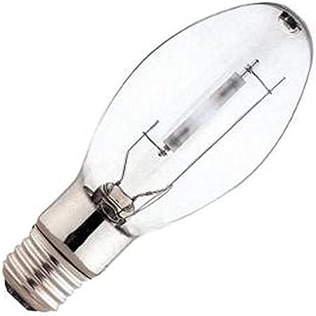 12-Pack LU50//MED 50-Watt High Pressure Sodium HID Light Bulb GE 11345 4000 Lumens E26 Base 1900K