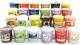 Yankee Candle Lot de 12bougies de la collection classique, parfums assortis