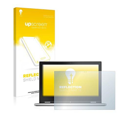 upscreen Entspiegelungs-Schutzfolie kompatibel mit Dell Inspiron 13 7000-Series – Anti-Reflex Bildschirmschutz-Folie Matt