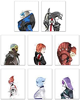 Best commander shepard art Reviews