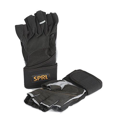spri workout gloves SPRI Premium Fitness Gloves