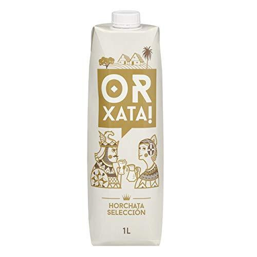 Or, Xata! Horchata D.O. Selección Prisma 1000 ml - Pack de 12