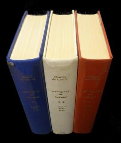 Mémoires de guerre (3 volumes)