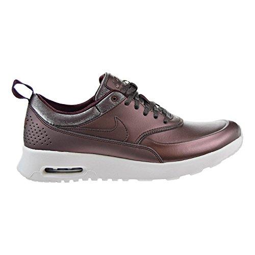 Nike Damen Air Max Thea Premium Braun Textil/Leder/Synthetik Sneaker 38