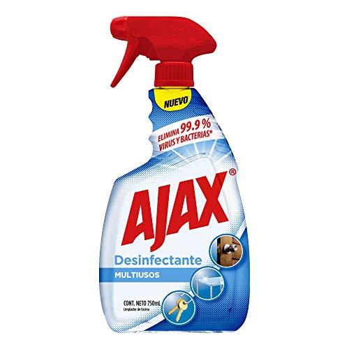 Ajax Polvo marca AJAX