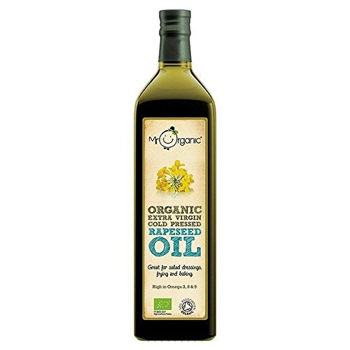 Mr Organic Rapeseed Oil - 750ml