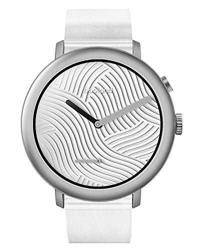 Reloj Inteligente Booland Minimalista, Reloj Inteligente híbrido, rastreador de Fitness para Hombres y Mujeres