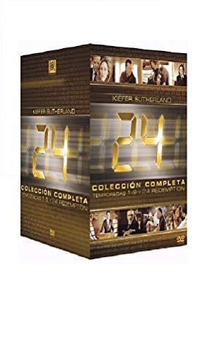 24 T1-T9 DVD