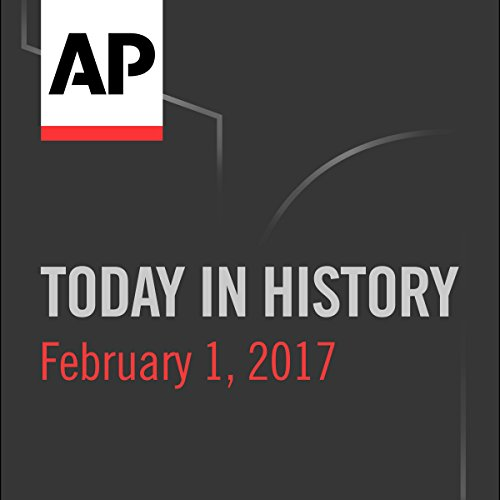 Today in History: February 01, 2017 cover art