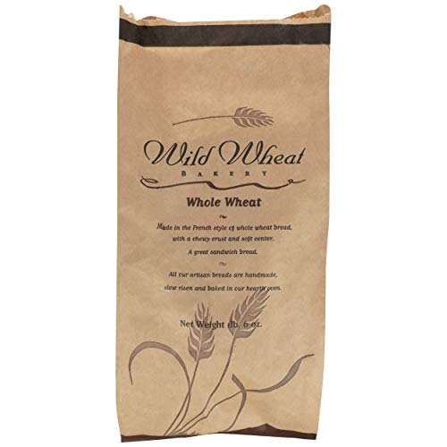 Wild Wheat Bakery, Bread Whole Wheat, 10 Ounce