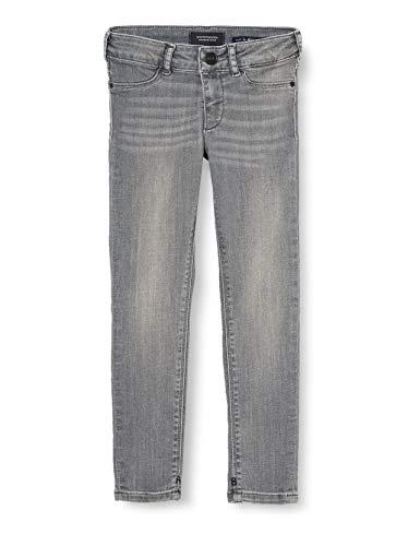 Scotch & Soda R´Belle Girls LA Milou Jeans, Rough Rocks 3668, 7