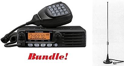 Kenwood TM-281A Mobile Radio & Comet M-24M Mag Mount Antenna Bundle