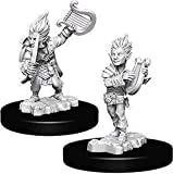 Pathfinder Deep Cuts Unpainted Miniatures: Wave 5: Gnome Male Bard