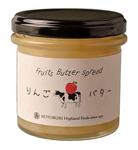 寿高原食品 Kotobukiりんごバター 140g ×2個