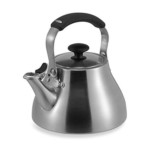 OXO Good Grips Brushed Stainless Steel Tea Kettle