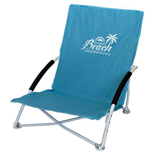 Strandstuhl Campingstuhl Summer-Beach...