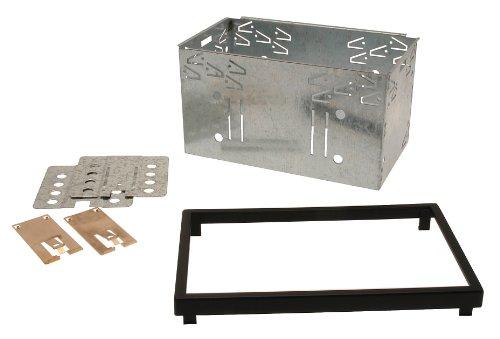 Preisvergleich Produktbild Celsus ACG5041 Radioblende mit Gehäuse und Montage-Set,  Doppel-DIN,  103 mm