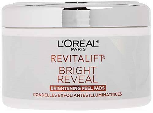 L'Oreal Revitalift Bright Reveal Peel Pads